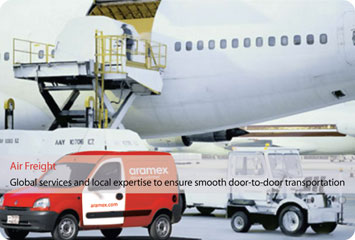 international courier & baggage
